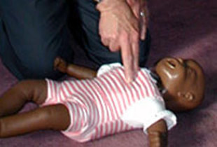 B-Ready First Aid Infant CPR Training in Brisbane's North, South, West & East